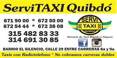 ServiTaxi Quibdó